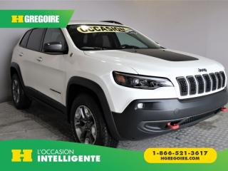 Used 2019 Jeep Cherokee AWD for sale in St-Léonard, QC