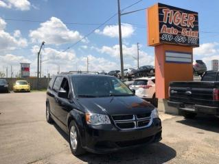 Used 2017 Dodge Grand Caravan SXT**ONLY 114KMS**ALLOYS**STOW N GO**CERTIFIED for sale in London, ON