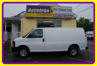 Used 2014 Chevrolet Express 2500 3/4 Ton Cargo Van, Loaded for sale in Woodbridge, ON