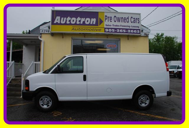 2014 Chevrolet Express 2500 3/4 Ton Cargo Van, Loaded