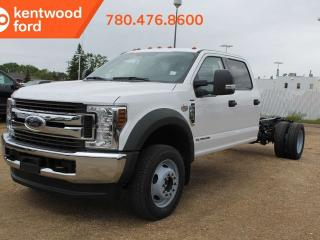 New 2019 Ford F-550 Super Duty DRW XLT, f%%) Cab and Chassis, DIESEL for sale in Edmonton, AB