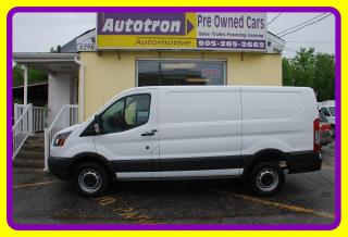 Used 2017 Ford Transit 250 3/4 Ton Cargo Van, Loaded for sale in Woodbridge, ON