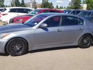 Used 2014 Hyundai Genesis Premium Package - Leather - Sunroof - Backup Camera - Heated Seats - Certified - And More! for sale in Edmonton, AB