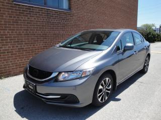 Used 2013 Honda Civic EX for sale in Oakville, ON