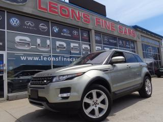 Used 2013 Land Rover Evoque Pure plus.NAVIGATION.PANO ROOF for sale in Etobicoke, ON