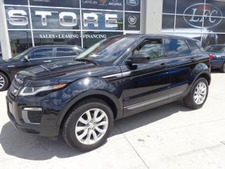 Used 2016 Land Rover Evoque SE.navigation.panoramic roof. for sale in Etobicoke, ON