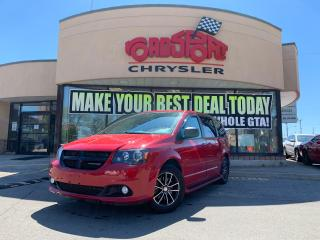Used 2016 Dodge Grand Caravan SXT+DVD+STOW & GO+RUNNING BOARDS+LOADED for sale in Toronto, ON