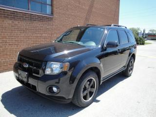 Used 2010 Ford Escape XLT, Leather, Sunroof for sale in Oakville, ON
