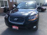 2011 Hyundai Santa Fe Limited w/Navi