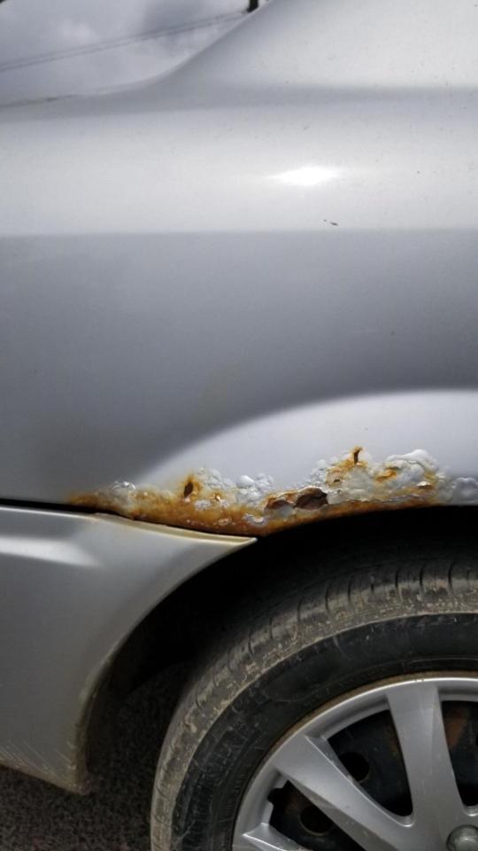 2001 Mazda Protege