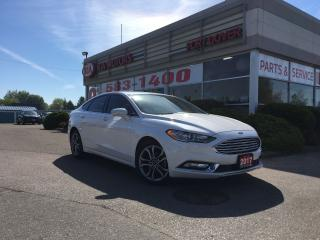 Used 2017 Ford Fusion SE | Navigation | Htd. Leather | for sale in Port Dover, ON