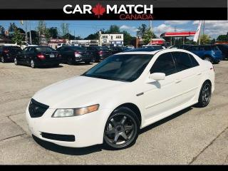 Used 2005 Acura TL 6-SPD / LEATHER / AS-IS for sale in Cambridge, ON