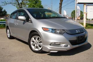 Used 2010 Honda Insight EX for sale in Mississauga, ON