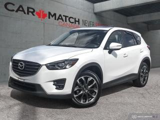 Used 2016 Mazda CX-5 GT / NAV / LEATHER / ROOF for sale in Cambridge, ON