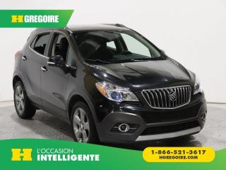 Used 2014 Buick Encore CONVENIENCE A/C GR for sale in St-Léonard, QC