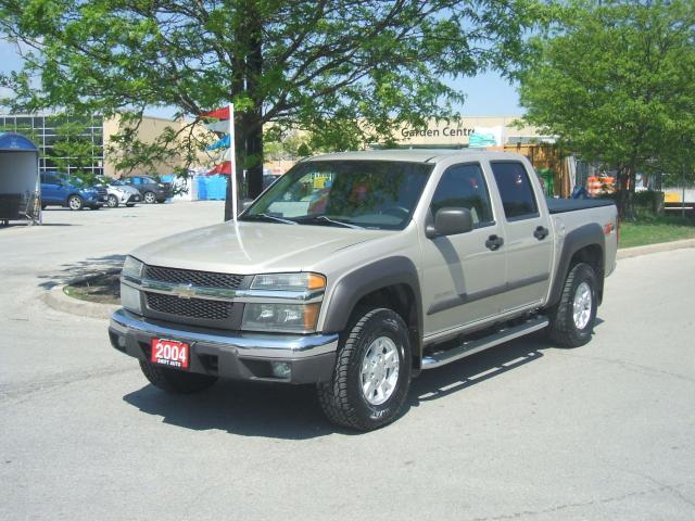 2004 Chevrolet Colorado Z71 OFF ROAD