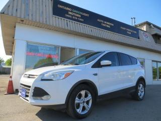 Used 2014 Ford Escape 4WD,BACK UP CAMERA,BLUETOOTH,HEATED SEATS for sale in Mississauga, ON