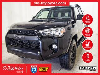 Used 2019 Toyota 4Runner 4x4 Trd Pro for sale in Québec, QC