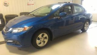 Used 2015 Honda Civic LX Man. for sale in Gatineau, QC
