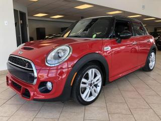 Used 2015 MINI Cooper S John Cooper Works Toit Pano for sale in Pointe-Aux-Trembles, QC