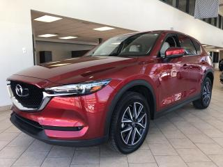 Used 2018 Mazda CX-5 GT Cuir Toit GPS for sale in Pointe-Aux-Trembles, QC