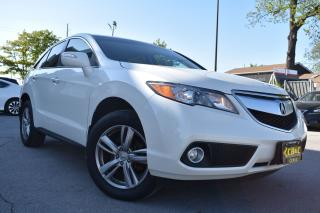 Used 2015 Acura RDX BLUETOOTH-BACKUP CAMERA-AWD for sale in Oakville, ON