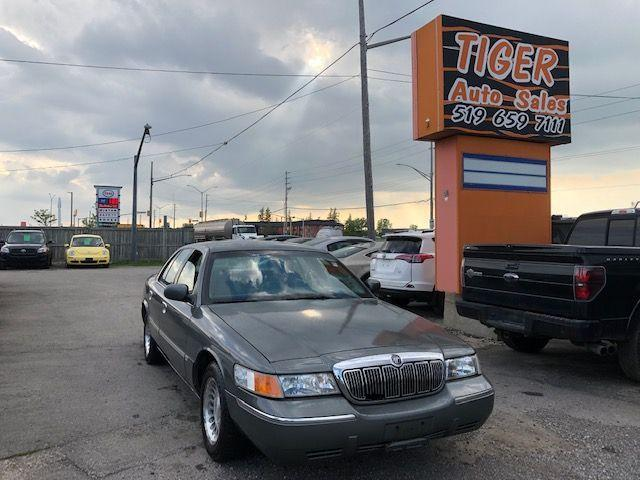 2000 Mercury Grand Marquis LS**GREAT CONDITION**ONLY 138 KMS**AS IS SPECIAL