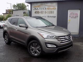 Used 2014 Hyundai Santa Fe Sport ***PREMIUM,AWD,CUIR,TOIT PANO*** for sale in Longueuil, QC