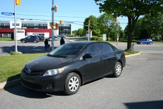 Used 2011 Toyota Corolla CE for sale in Nepean, ON