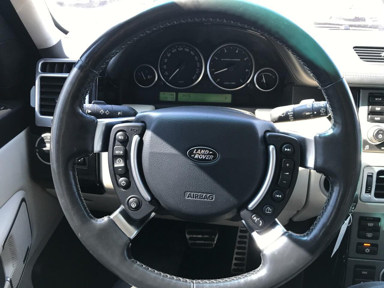 2009 Land Rover Range Rover