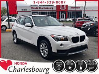 Used 2014 BMW X1 xDrive28i **78 697 KM** for sale in Charlesbourg, QC