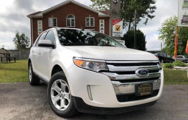 2014 Ford Edge SEL -HeatdSts-Bluetooth-SYNC-PwrOptns-Cruise
