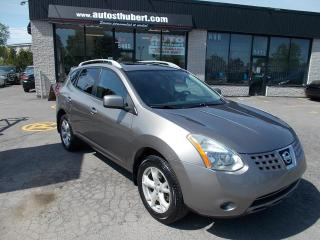 Used 2008 Nissan Rogue SL AWD **CUIR + TOIT OUVRANT** for sale in St-Hubert, QC