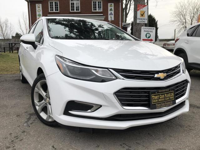 2017 Chevrolet Cruze Premier-$58wk-HeatdLeathrSts-BackupCam-WifiCapable-Alloys-Bluetooth