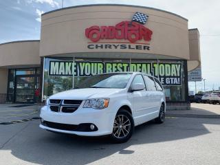 Used 2017 Dodge Grand Caravan Premium Plus+LEATHER+DVD+LOADED for sale in Toronto, ON