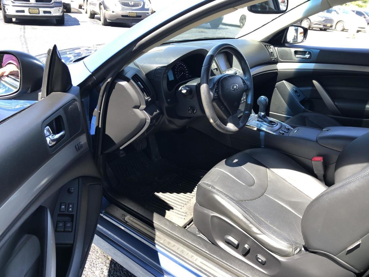 2012 Infiniti G Coupe