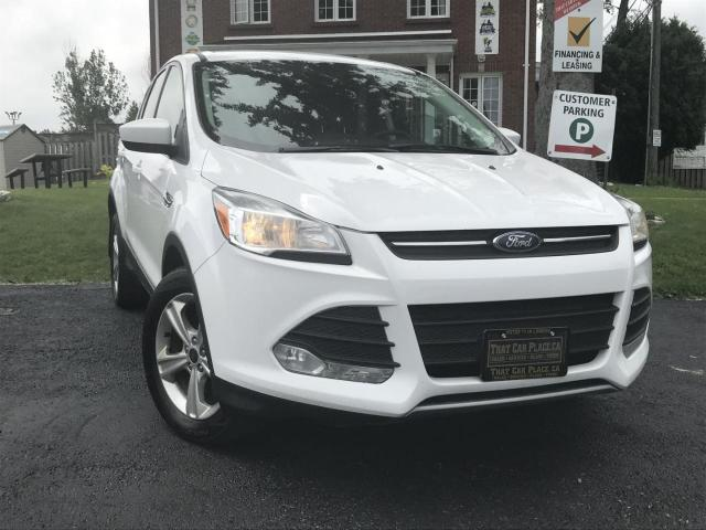 2014 Ford Escape SE 4WD-BackupCam-HeatedSeats-SYNC-Cruise-Alloys