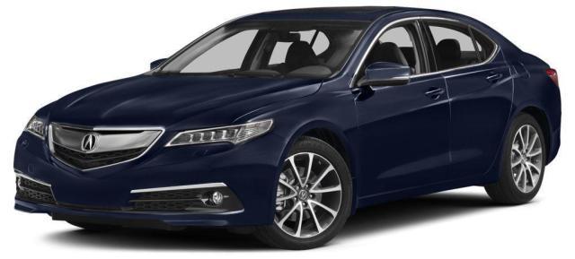 2015 Acura TLX V6 Elite 4Wheel Steering-Htd Lthr Seats-Sunroof-LaneAssist-