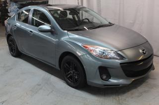 Used 2012 Mazda MAZDA3 GS (TOIT,MAGS,CUIR) for sale in St-Constant, QC