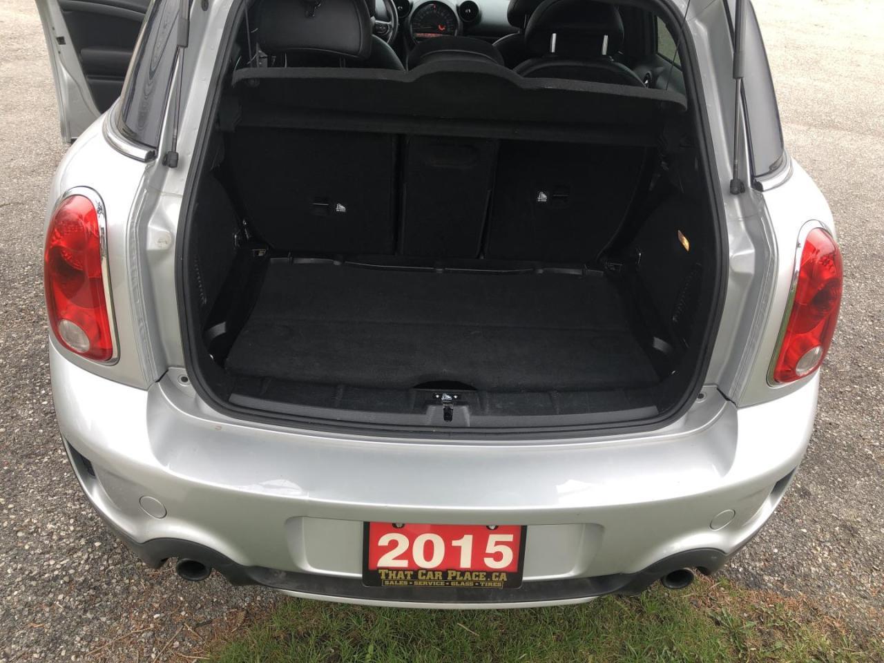 2015 MINI Cooper Countryman