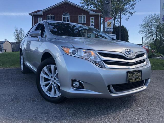 2016 Toyota Venza LE-Backup Cam-Alloys-Bluetooth-A/C-LOW KM