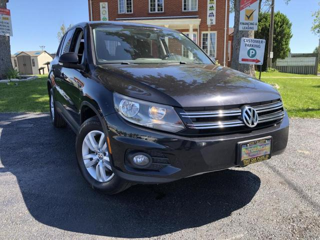 2013 Volkswagen Tiguan 2.0T MOTION-Htd Seats-New TIRES-Alloys-Pwr Group