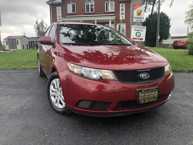 2010 Kia Forte LX-New Tires-Pwr Windows/Locks-A/C-Fuel Efficient