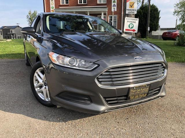 2015 Ford Fusion Backup-SNYC-Bluetooth-Alloys-Pwr Driver Seat