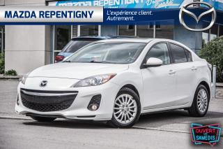 Used 2013 Mazda MAZDA3 Gs-Sky Cuir Toit for sale in Repentigny, QC