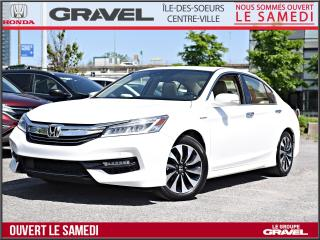 Used 2017 Honda Accord Touring - Gps - Cuir for sale in Ile-des-Soeurs, QC