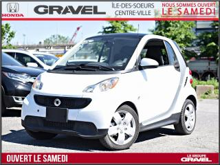 Used 2015 Smart fortwo Cuir - Bluetooth for sale in Ile-des-Soeurs, QC