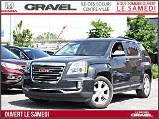 Used 2017 GMC Terrain Sle-2 - Awd for sale in Ile-des-Soeurs, QC