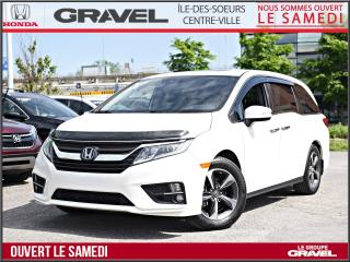 Used 2018 Honda Odyssey Ex - T.ouvrant for sale in Ile-des-Soeurs, QC