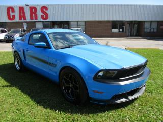 Used 2011 Ford Mustang GT CALIFORNIA SPECIAL~SHM Supercharger Kit for sale in Toronto, ON